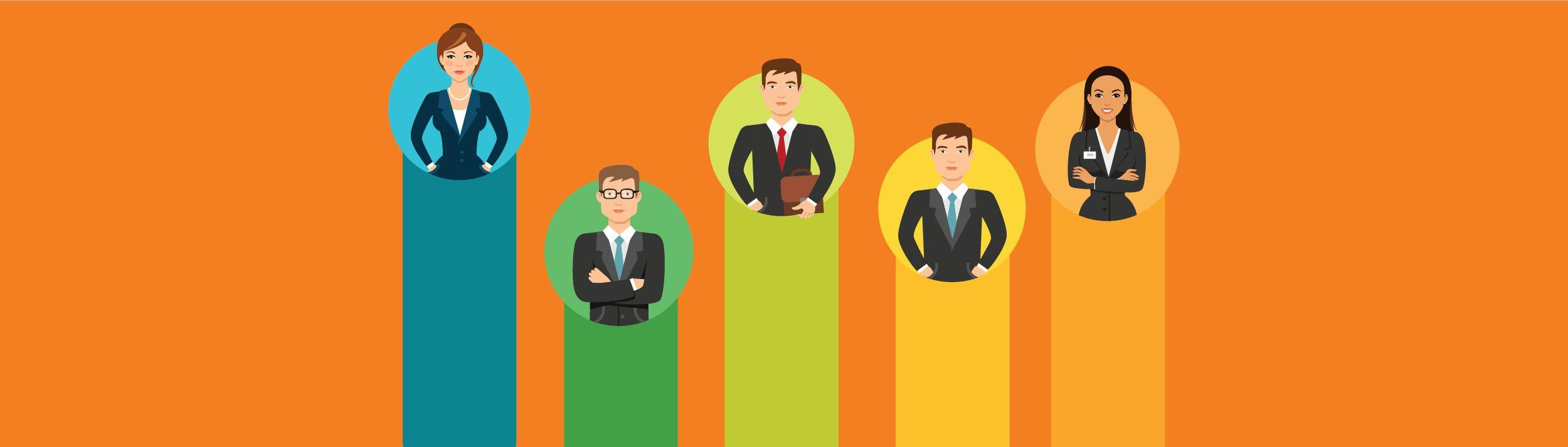 Quy trình 5 bước đánh giá nhân viên trong doanh nghiệp