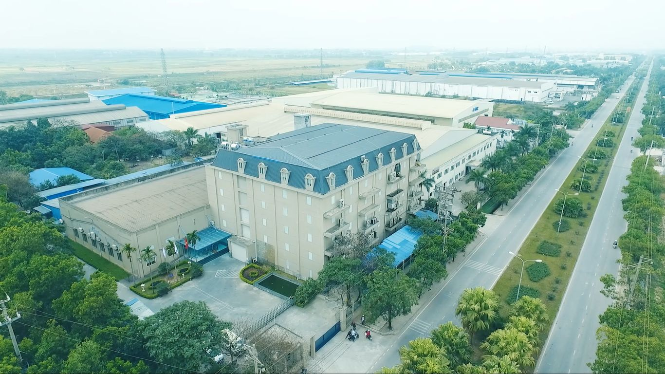 Tuyển gấp nhiều vị trí làm việc tại Nhà máy MK Hà Nội (KCN Quang Minh)
